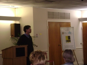Author Michael Lemonick