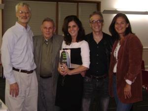 Chris Mills, Horace L. Kephart, Beth Kephart, Bill Sulit, Libby Mosier-Mills