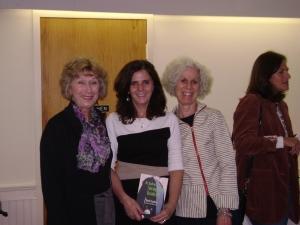 Marianne Tebbens, Beth Kephart, Karen Bernstein