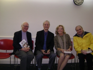 Ted Pollard, Ron Kule, Pam Sedor, Doug Brown