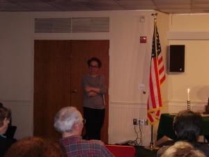 Dr. Judith Giesberg from Villanova University