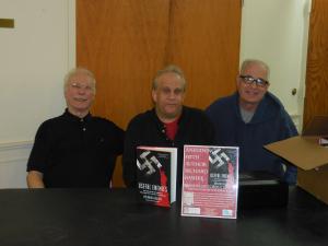 Author Richard Rashke event on October 7, 2014