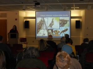 Ginny Kreitler, Audubon Society's Senior Advisor, Energy and Environment