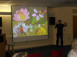 Dr. Dan Duran and the pollinators