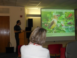 Dr. Dan Duran, from Drexel University and The Academy of Natural Sciences
