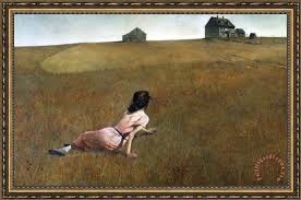 Christina's World (A. Wyeth)
