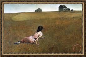 Christina's World (A. Wyeth)