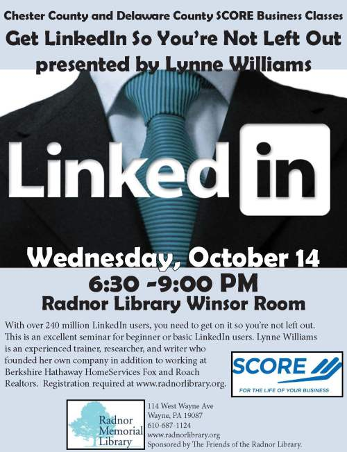 Get LinkedIn