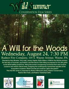 Wild Summer A Will for the Woods