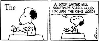 Snoopy Word2